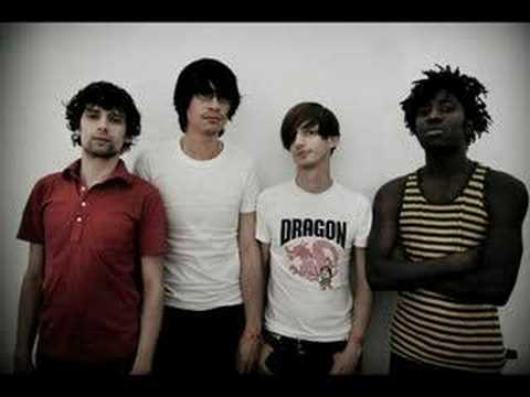 Bloc Party  BBC radio 1 interview with russell lissack