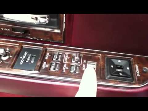 my 1990 lincoln town car youtube. Black Bedroom Furniture Sets. Home Design Ideas
