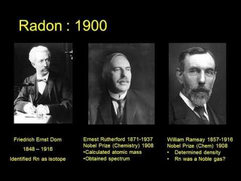 IGA 2017 Radon and Geology
