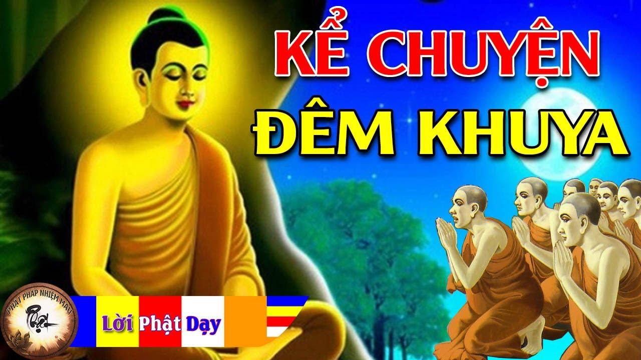 Đêm Trằn Trọc khó ngủ hãy nghe Kể Chuyện Đêm Khuya Phật Giáo có thật 100% Để Được An Lạc ( rất hay )