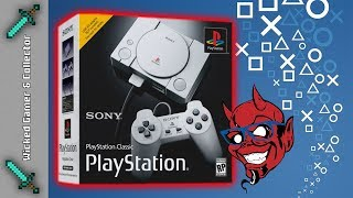 Sony Playstation / PSX Mini Classic - What do you think of it ?