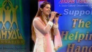 Vandana Nirankari Sindhi Remix Songs At 'Sahyog Sahyadri Sindhu Awards 2016'