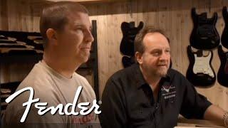 Neck Radius   Fender Custom Shop   Fender