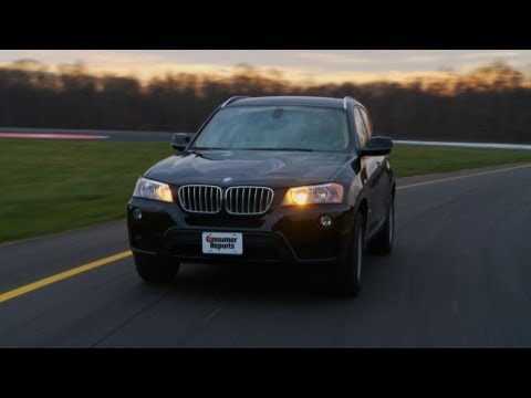 BMW X3 review from Consumer Reports