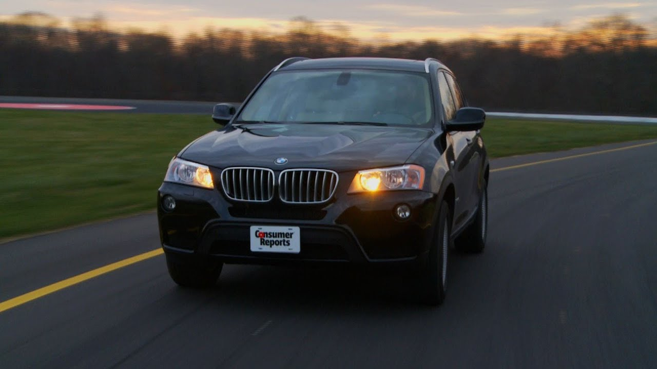 2013 2014 Bmw X3 Review Consumer Reports