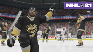 NHL 21 GREATEST EASHL GAME OF ALL TIME?!