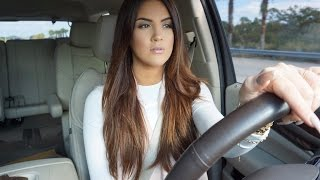 Car Ride Chronicles | Volume 11 -- Under Eye Filler?! | Nicole Guerriero