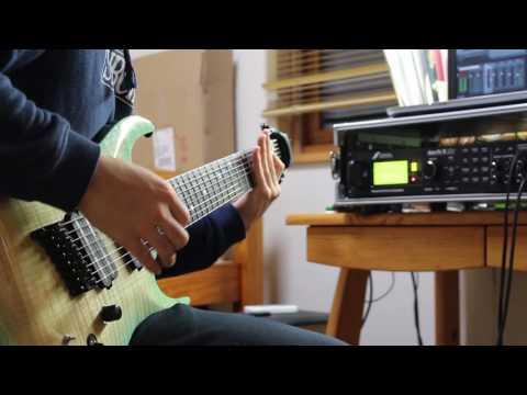 Modern Day Babylon - Infinity 【Guitar cover】
