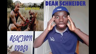 Part of the Lion Pride - Dean Schneider living with lions / REACTION VIDEO