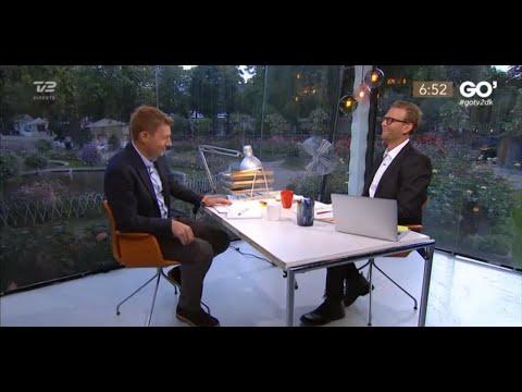 Gode råd til jobsamtalen - Kristian Koch gæster Go Morgen Danmark