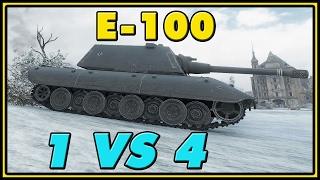World of Tanks | E-100 - 8 Kills - 8.8K Damage