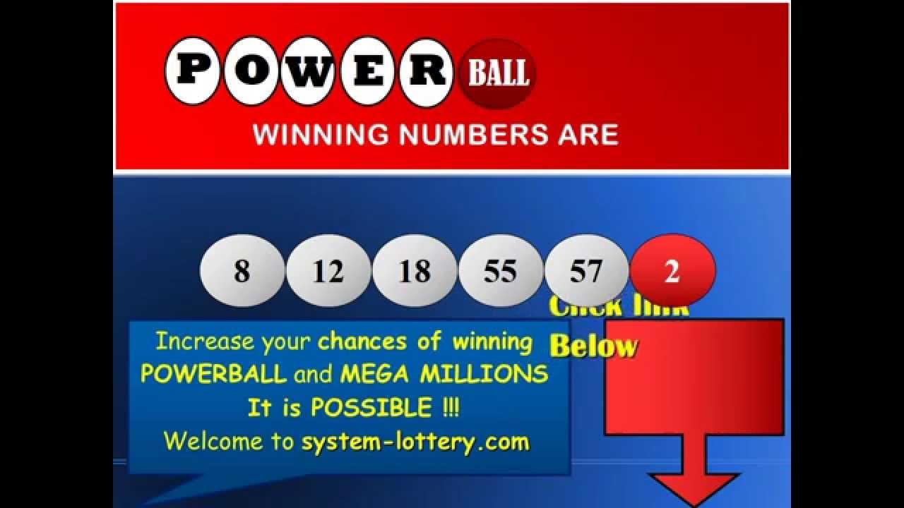 Sat lottery powerball