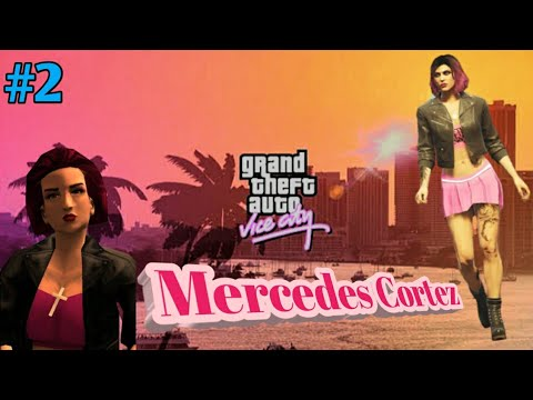 Download How to kill Mercedes Cortez | Colonel's daughter  | #2 | GTA ViceCity | Android | Athuf Gameplay