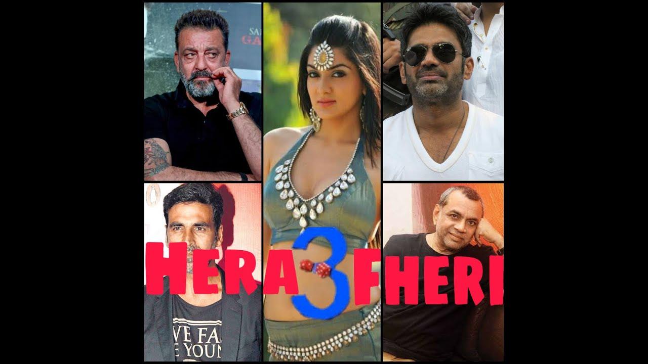 Hera Fheri 3 Full Movie Cast And Real Age | Akshay Kumar ...