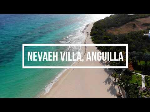 Nevaeh, a Spectacular Caribbean Villa in Anguilla