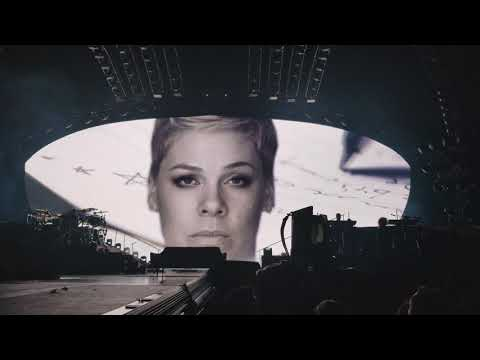 What about us! P!nk 4k Pink Seattle 05/13/2018 Beautiful Trauma World Tour