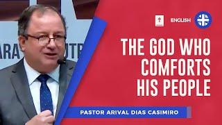 The God who comforts his people   Pr Arival Dias Casimiro