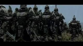 TES5:SKYRIM song (Скайрим древние свитки 5  клип)