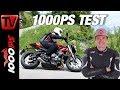 Triumph Street Triple S Test - Alpenmasters - Teil 11  von 18