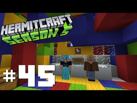 Hermitcraft Season V: E45 - Tangler Time with Impulse!