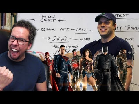 Geoff Johns Clarifies that Recent Comment About the DCEU Characters