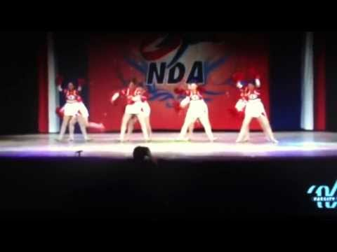 NDA Nationals 2011 Orlando FL - St Dominic Academy