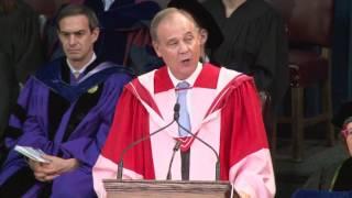 John Cassaday, Convocation 2017 Honorary Degree recipient thumbnail