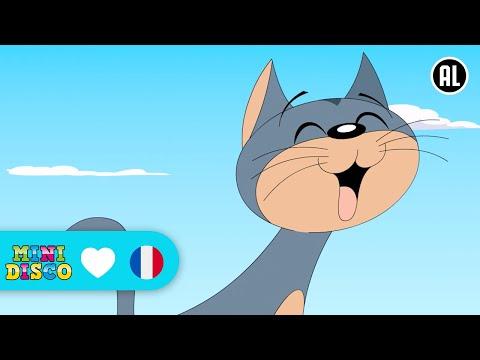Où Est Le Chat? | Chansons Pour Enfants | Les Comptines | Minidisco