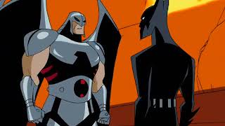 Batman Beyond Superman betrays the Justice League Unlimited