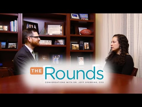 The Rounds: Conversations With Dr. Jeff Sperring, CEO – Dr. Shaquita Bell