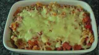 Credit Munch - Spam Pasta Bake