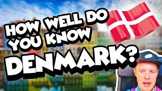 How well do you know Denmark?