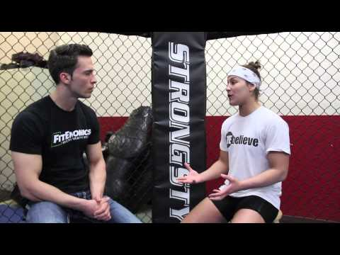 Jessica 'Evil' Eye MMA Success