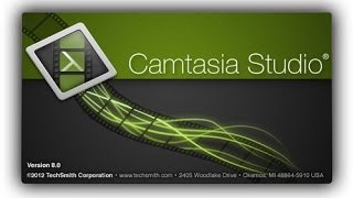 Как сделать ЗАПИСЬ с экрана и отредактировать видео Camtasia Studio8