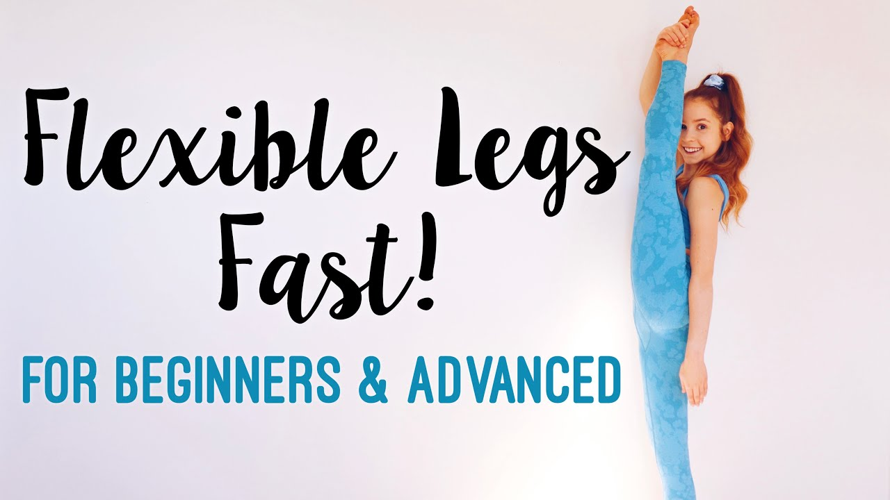 Download How to get Flexible Legs Fast