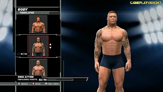 WWE 2K15: How To Edit Existing Superstars In Create A Superstar Mode! - Xbox 360