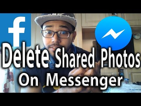 How To Delete Shared Content On Messenger? PART 1