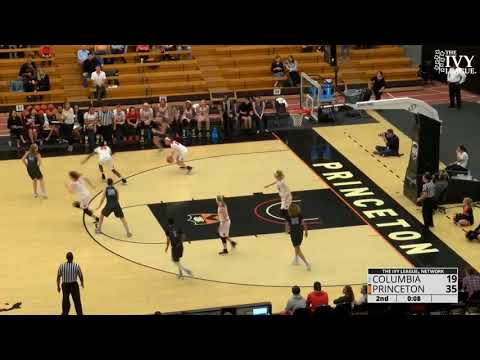 Princeton women's basketball improves to 2-0 in Ivy play with a win over Columbia