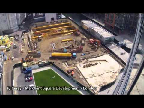Merchant Square Major Project - Time Lapse