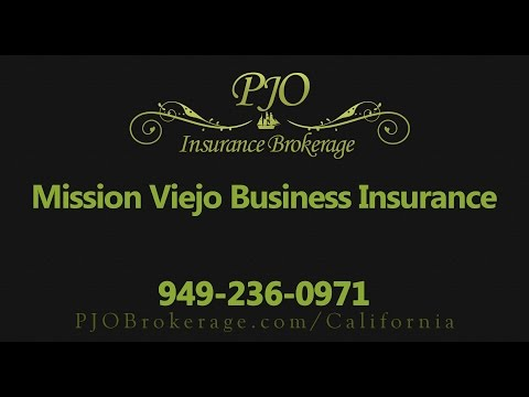 Mission Viejo Business Insurance Brokerage