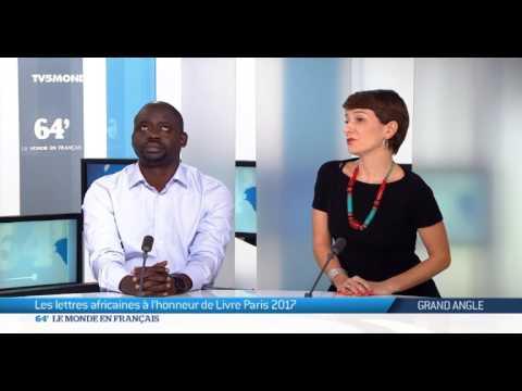 Grand Angle: Les lettres africaines à l'honneur de Livre Paris 2017