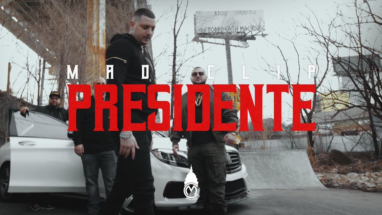 Mad Clip - Presidente - Official Music Video