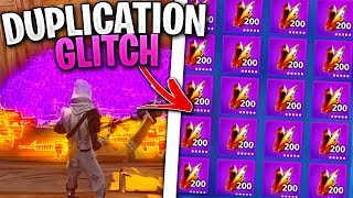 NEW FORTNITE SAVE THE WORLD DUPLICATION GLITCH (Season X) Duplicate All Items - (WORKING)