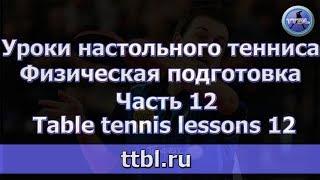 #Физическая подготовка  Урок 12