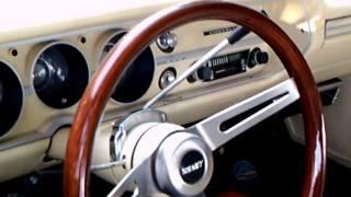 1965 Chevelle Malibu Convertible YelTanWht