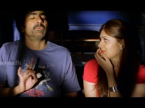 Love & Romantic Dialogues - Neninthe Movie scenes - Raviteja, Siya