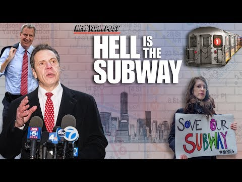 How to Fix New York's Totally F*cked Subway System