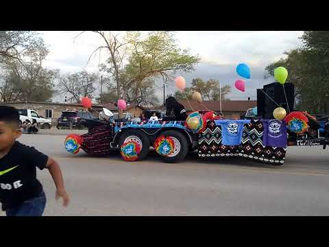 2018 Zuni Fair Night Parade 8.30.18