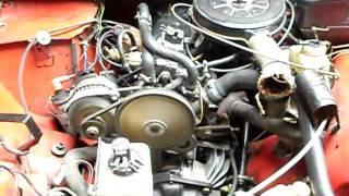 Démarrage nouveau moteur sur R5