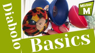 Diabolo Basics, how to play with it